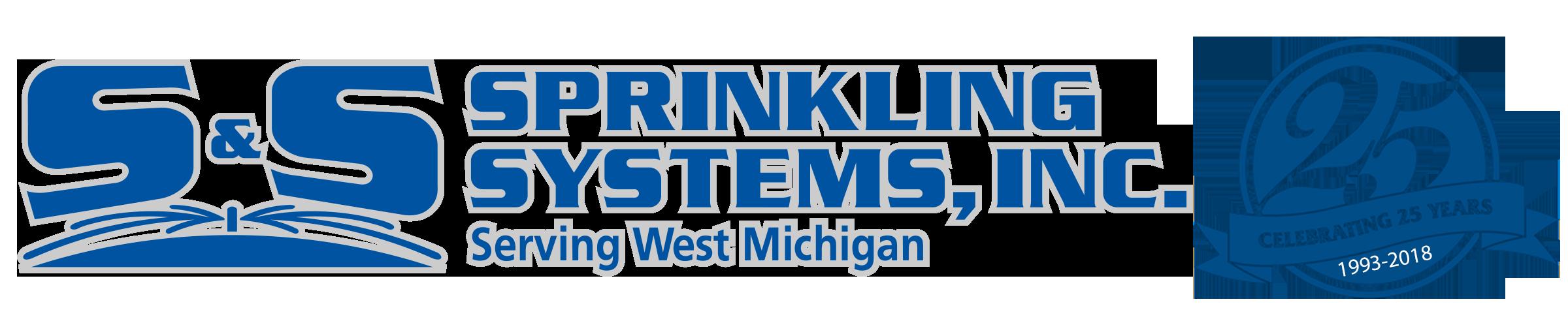 S&S Sprinkling Logo